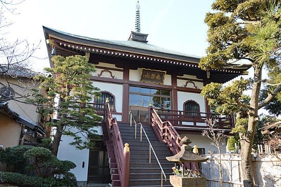 Tougakuji: 本堂