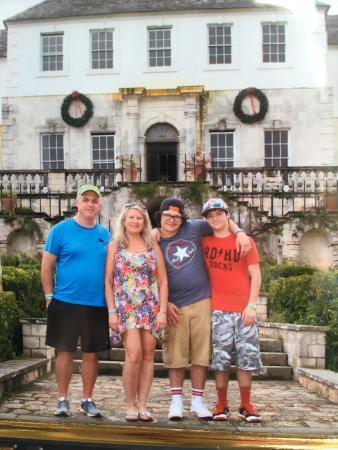 Mansión Rose Hall: Rose Hall Plantation Home-Spooky!