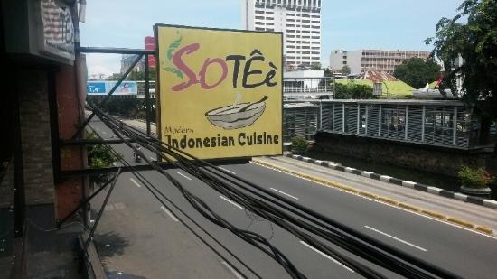 Sotee - Modern Indonesian Cuisine