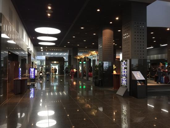 โรงแรมแกรนเวีย เกียวโต: Granvia Kyoto Hotel Lobby