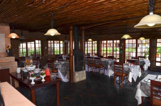 Benoni, Sudáfrica: Dining Room