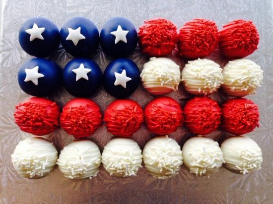Creative Memories The Sweet Spot Bakery: Cake balls