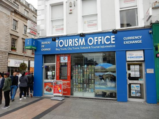 Tourist Office Dublin Tourist Office Dublin Dublin Traveller