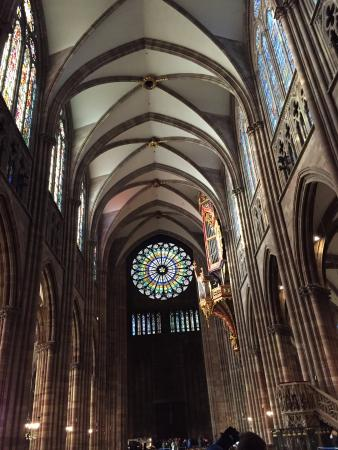 Domkirken Notre Dame de Strasbourg: Interior