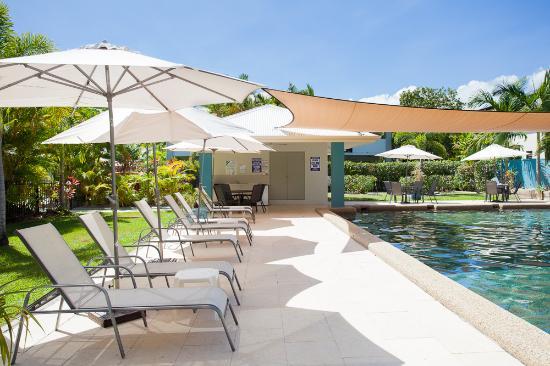 Seaforth Apartments Trinity Beach : Pool