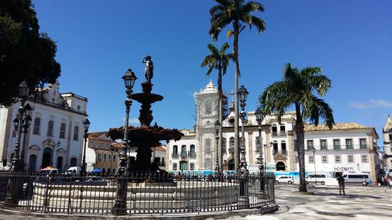 Praça Terreiro de Jesus