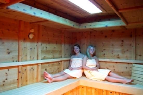 Unterpremstätten, Austria: Sauna