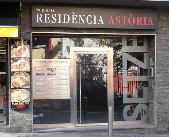 Residencia Astoria
