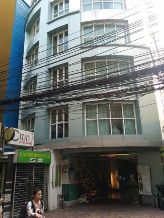 hotel main building picture of citin pratunam hotel by compass rh tripadvisor co nz