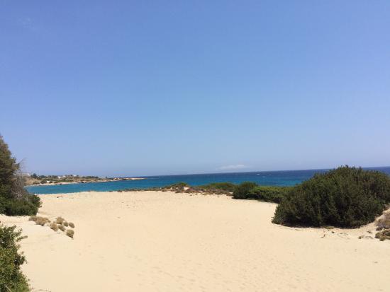 Moutsouna, Grecia: plage