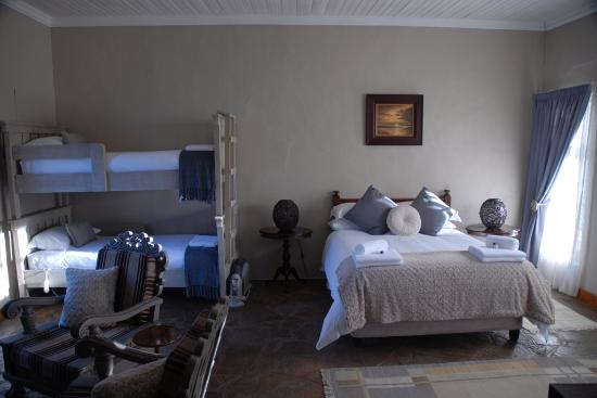 Victoria West, Sydafrika: Family Suite