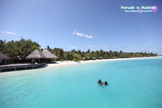 Four Seasons Resort Maldives at Kuda Huraa: 포시즌 쿠다후라