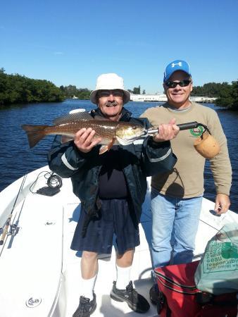 Captain Tony Frankland Inshore Fishing Charters