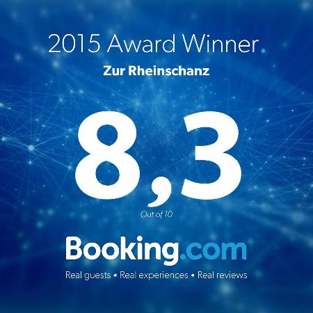 Bad Hönningen, Deutschland: Guest Review Awards 2015 Wir sagen vielen Dank an unsere Gäste