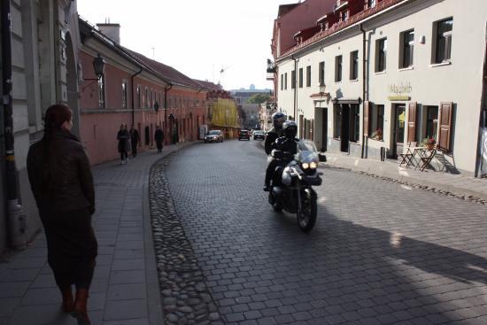 Vilnius Old Town : Одна из улочек