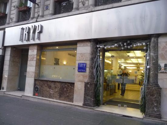 Photo1 Jpg  Fotograf U00eda De Tryp Paris Opera Hotel  Par U00eds