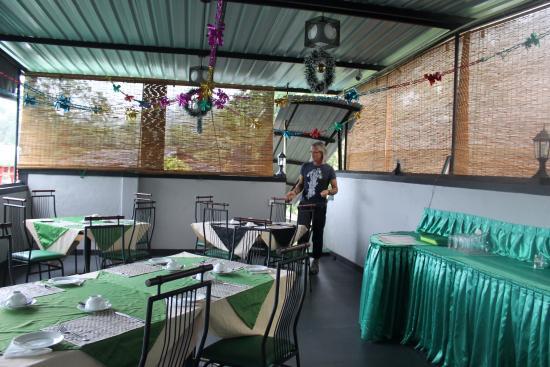 Terrazza ristorante - Picture of Kandy Mount Villa, Kandy - TripAdvisor