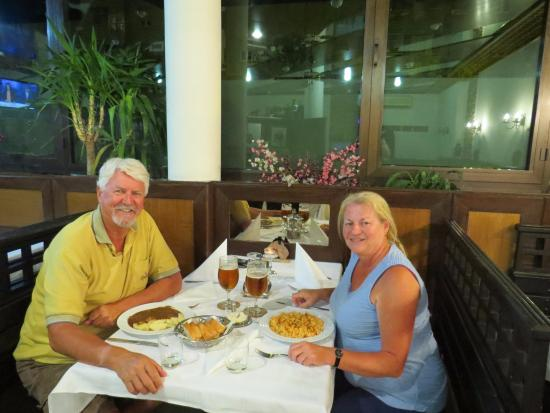Split-Dalmatia County, Kroasia: Happy Diners