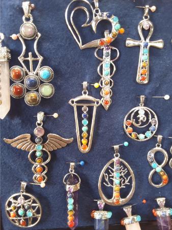 Ravenshoe, Australia: Jewelery & amulets