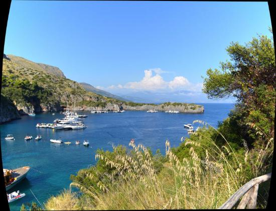 Baia degli infreschi bild fr n area marina protetta for Casa costa costo area della baia