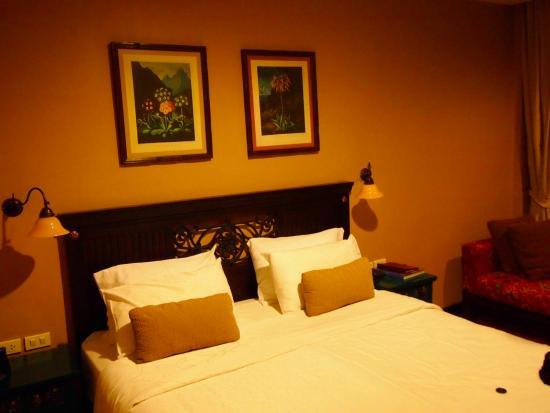 Sala Arun: ベッド