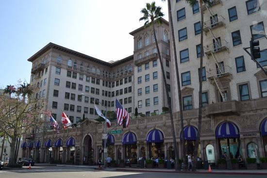Rodeo Drive Hotel Beverly Wilshire El De Pretty Woman