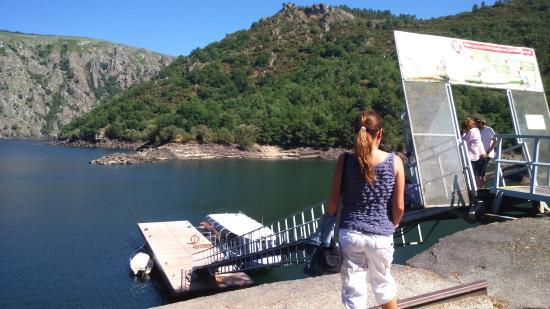 Ourense Province, Spanje: Embarcadero 2.