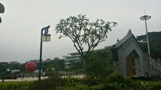 WanFeng ShangYeJie (CaiHong Lu)
