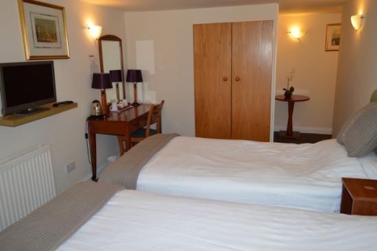 Brightlingsea, UK: Twin room