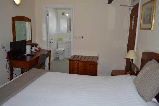Brightlingsea, UK: Double room