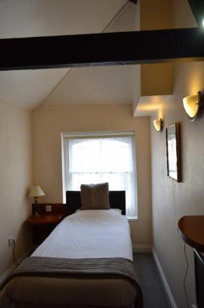 Brightlingsea, UK: Single room
