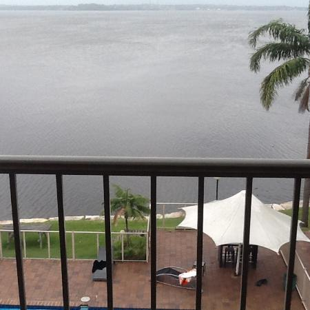 Toukley, ออสเตรเลีย: View from room