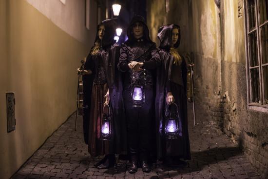Mysterium Tour Praga
