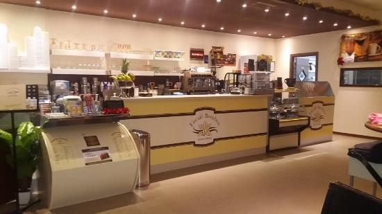 Eiscafe Bourbon