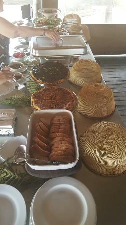 Simbavati River Lodge: Lunch ... very good...