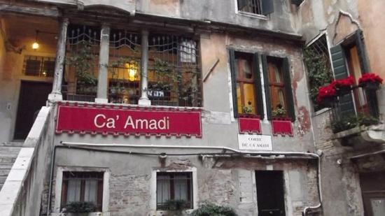 Locanda Ca' Amadi: Ca 'Amadi