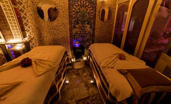 Casa Spa: Our Couples Massage Room