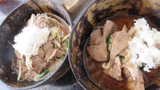 Lung Pao Kala Noodle