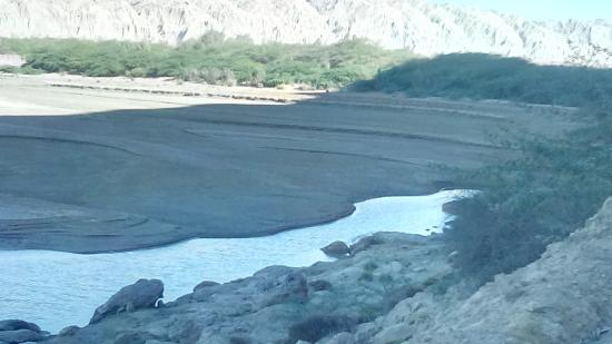 Gwadar, Pakistan: hingol river
