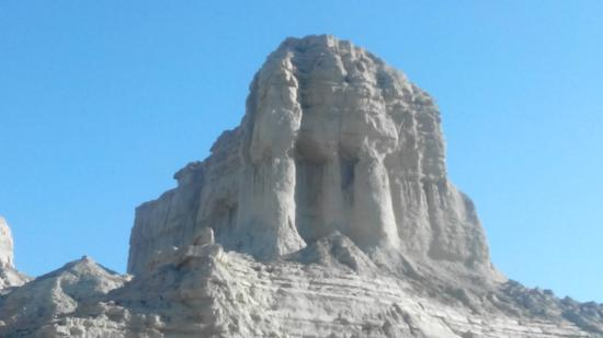 Gwadar, Pakistan: natural sphinx