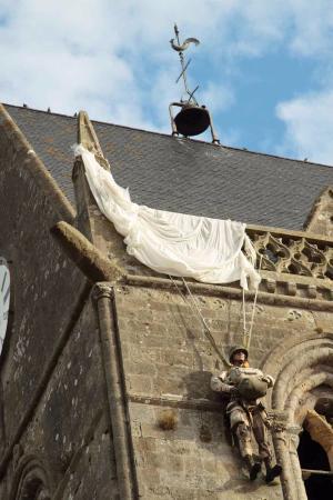Chambres de Saint Méen : In ricordo di John Steele