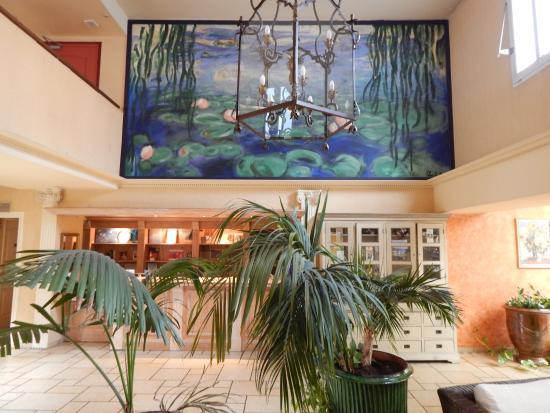 Villa Des Impressionnistes : Reception