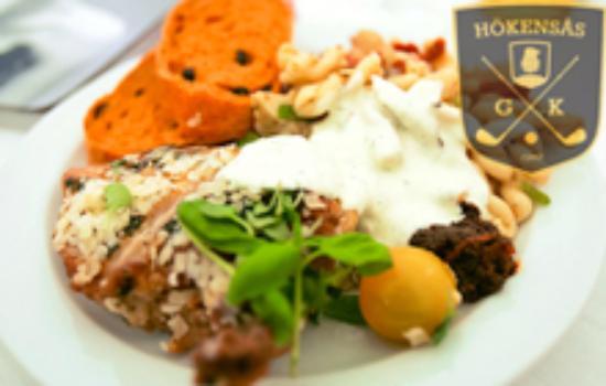 Hjo, Suecia: God mat i vår restaurang