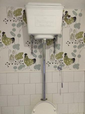 Hawkhurst, UK : The lavatory