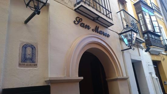 San Marco : фасад