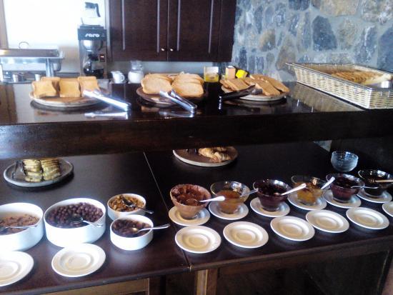 Goura, Grækenland: Πρωινο