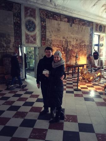 로젠보르크 성 사진