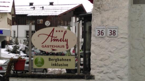 Gastehaus Amely