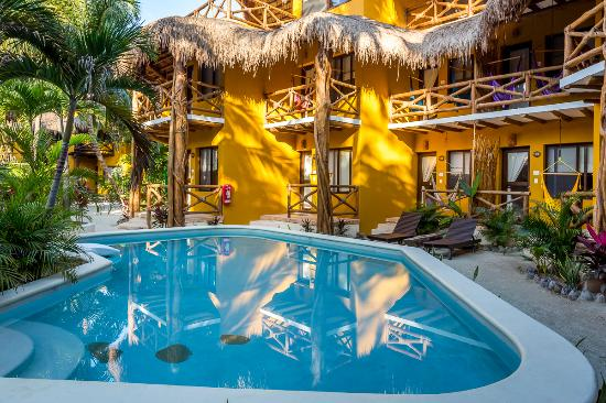 Holbox Dream Beach Front Hotel by Xperience Hotels: Swimming Pool