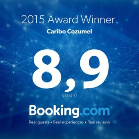 B & B Caribo: Our guest preference award